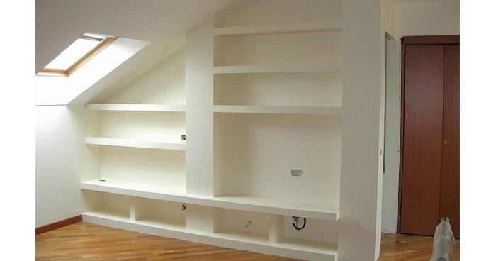 Mobili di cartongesso great le pareti in cartongesso sono valide soluzioni pratiche ma anche - Parete mobile in cartongesso ...